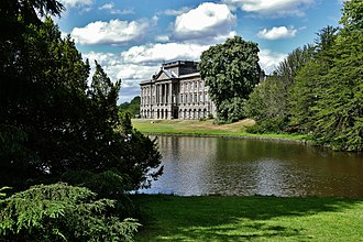 Lyme Park - Exterior and the lake
