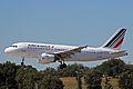 F-GRHG A319-111 Air France TLS 23SEP13 (9903989933).jpg
