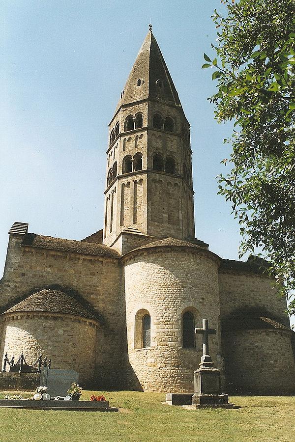 Photo de la ville Saint-André-de-Bâgé