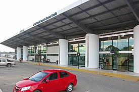 FAP Captain David Abensur Rengifo International Airport Terminal External View 2012.jpg