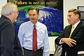 FEMA - 37712 - Administrator Paulison, Congressman Mica, Florida State EM Fugate.jpg