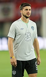 FIFA WC-qualification 2014 - Austria vs Ireland 2013-09-10 - Shane Long 01.jpg