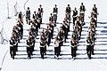 FIL 2012 - Arrivée de la grande parade des nations celtes - Bagad Kadoudal.jpg