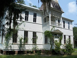Rochelle, Florida - Old Martha Perry Institute
