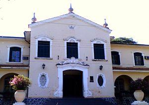 Faculdade de Medicina de Ribeirão Preto - Main building of the Medical School