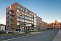 Factory building Hanomag police station Marianne-Baecker-Allee 11 Hanover Germany.jpg