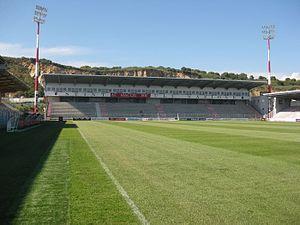 Stade François Coty - Image: Faedda