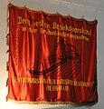Fahne Dem besten Bezirksvorstand in der Braunkohlenindustrie Museum Senftenberg.jpg