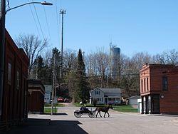 Hình nền trời của Fairchild, Wisconsin