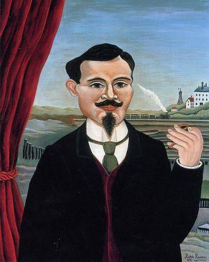 Ludions - Léon-Paul Fargue by Henri Rousseau, 1896
