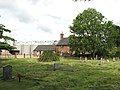 Farm cottages adjoining All Saints church - geograph.org.uk - 1342232.jpg