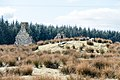 Farm ruins at Derry on Southern Upland Way - panoramio.jpg