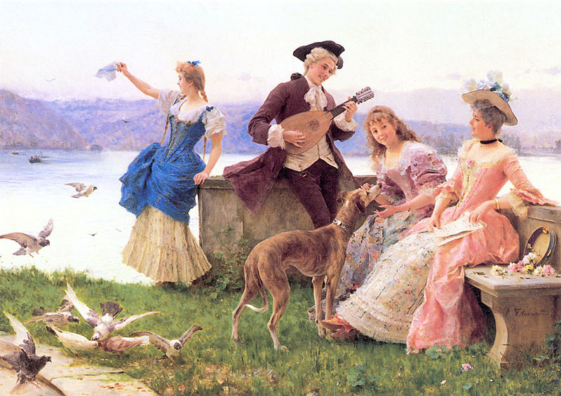 File:Federico Andreotti - A Day's Outing.jpg