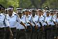 Female officers on parade (10694967586).jpg