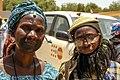 Femmes de Toubacouta pendant le Carnaval de Toubacouta, Sine Saloum, Sénégal.jpg