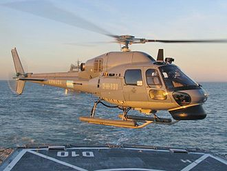 Eurocopter Fennec - Argentine Navy AS555 SN Fennec 2