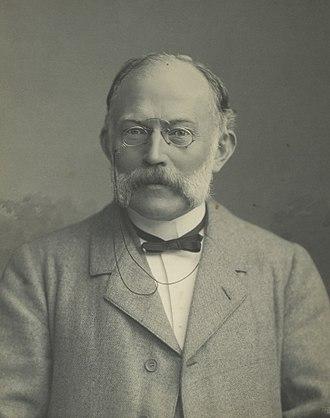 Ferdinand Adolf Kehrer - Ferdinand Adolf Kehrer