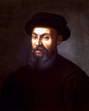 Guam - Ferdinand Magellan, Portuguese navigator who discovered Guam (March 6, 1521) while commanding the fleet that circumnavigated the globe.