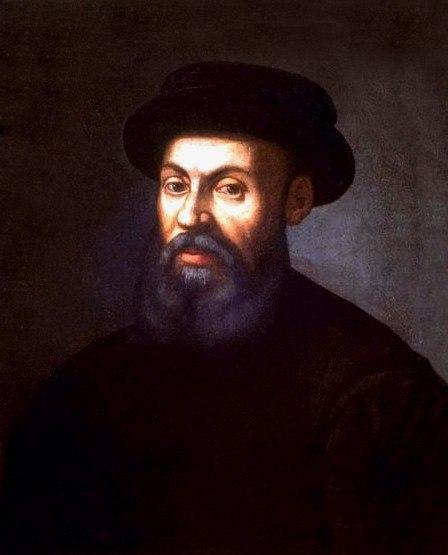 Ferdinand Magellan (Retouched)