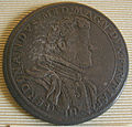 Ferdinando I granduke of tuscany coins, 1587-1609, piastra 1595.JPG