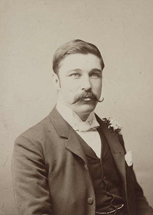 Fergus Hume - Image: Fergus Hume