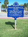 Fernandina Beach FL HD Bartram trail plaque01.jpg