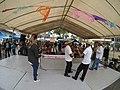 Festival Xantolo en Xalapa - grupo huasteco vista desde atras.jpg