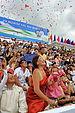 Festiwal Naadam na stadionie narodowym w Ułan Bator 32.JPG
