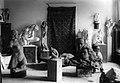 Figure 6. Sculptor and Villa Massimo laureate (1930) Emil Rasmus Jensen (1888-1967) in his studio at the palais Ohlendorff, Hamburg.jpg