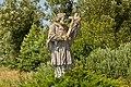Figurenbildstock hl. Johannes Nepomuk nördlich von Zettlitz II.jpg