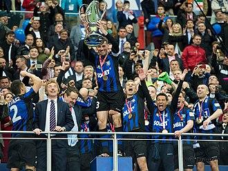 Zawisza Bydgoszcz - Polish cup winners 2014