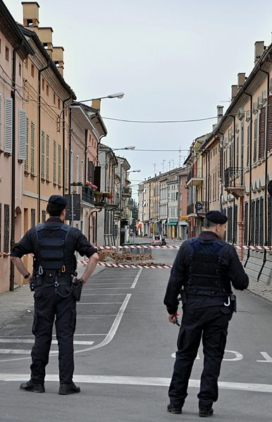 Italy Earthquake Death Toll 10 as 5.8 Magnitude Shakes Modena