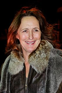 Fiona Shaw Irish actress and theatre director