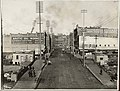 First Ave South from King Street, Seattle, circa 1900 (MOHAI 9546).jpg