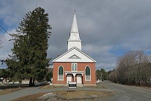 Meriden, New Hampshire - First Baptist Church