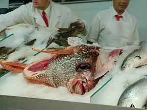 Wholey's - Image: Fish at Wholeys