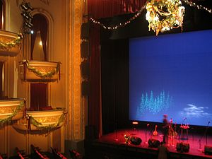 Theatre in Minnesota - Image: Fitzgerald Theater 20061216