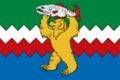 Flag of Elizovsky rayon (Kamchatka krai).png