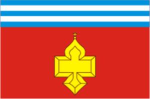 Kantemirovsky District - Image: Flag of Kantemirovsky rayon (Voronezh oblast)