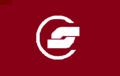 Flag of Nishime Akita.png