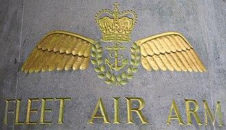Fleet Air Arm - Image: Fleet Air Arm logo