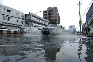 Floods in Bangladesh 2009