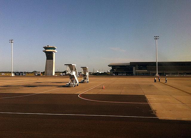 Aeroporto internazionale capitano di corvetta Curbelo