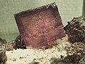 Fluorite on Sphalerite Specimen 2.JPG