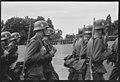 """Fo30141711140057 """"Reservebataljon Holmestrand paraderer for Quisling på Slottsplassen"""" 1942-06-14 (NTBs krigsarkiv, Riksarkivet).jpg"""