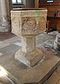 Font, St Mary Magdalene church, Bitchfield.jpg