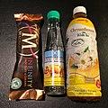 Food Magnum Infinity, 羚羊犀牛標清熱水, POKKA杭菊白茶, 隨拍, 新加坡, Snapshot, Singapore (23861197346).jpg
