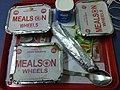 Food in Rajdhani Express Indian Railways 2.jpg