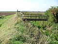 Footbridge over Scurf Dike - geograph.org.uk - 236739.jpg