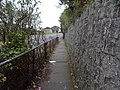 Footpath leading from Green Lane to Rawlings Lane - geograph.org.uk - 1588216.jpg